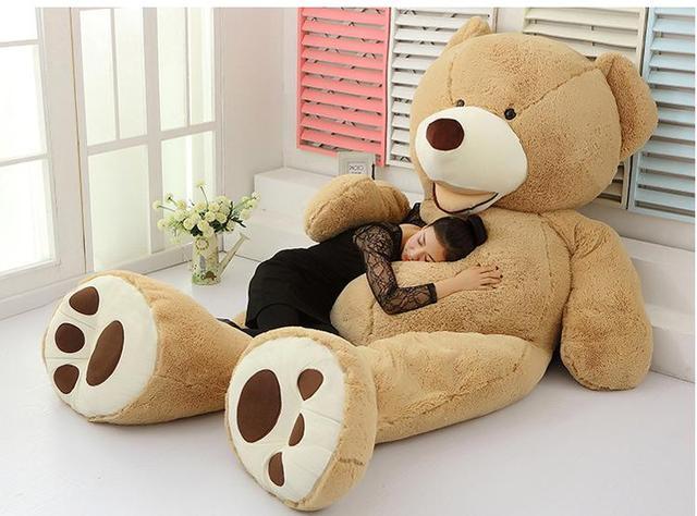 340cm 134inch Giant Teddy Bears Giant Big Plush Teddy Bear