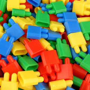 Image 3 - Assembling Toys To Develop Intelligence To Insert Blocks DIY Bullet Building Block Toy Educational Toys Bulk For Children Gift