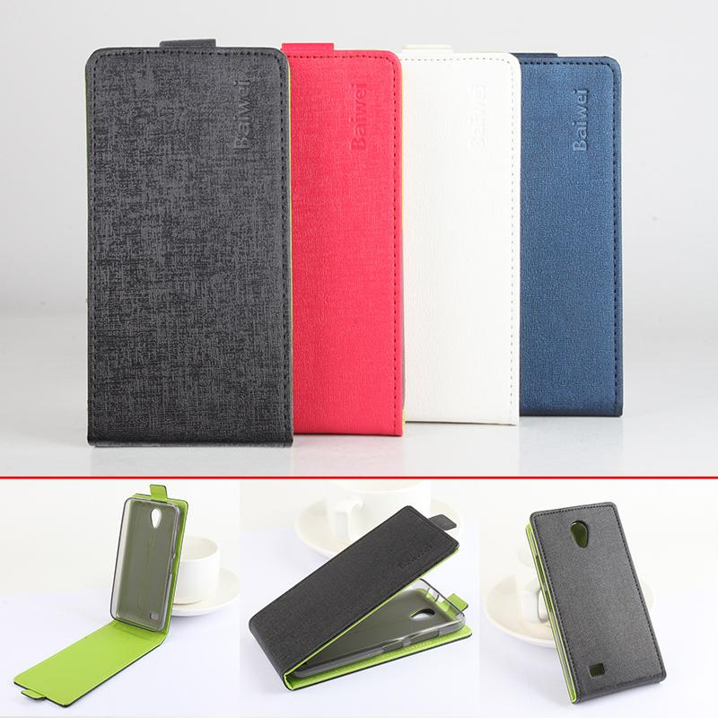 Phone Cases For Lenovo A3600D(3800D) Fashion Hit Color Flip PU Leather Case Cover For Lenovo A3600D/3800D Card Slot