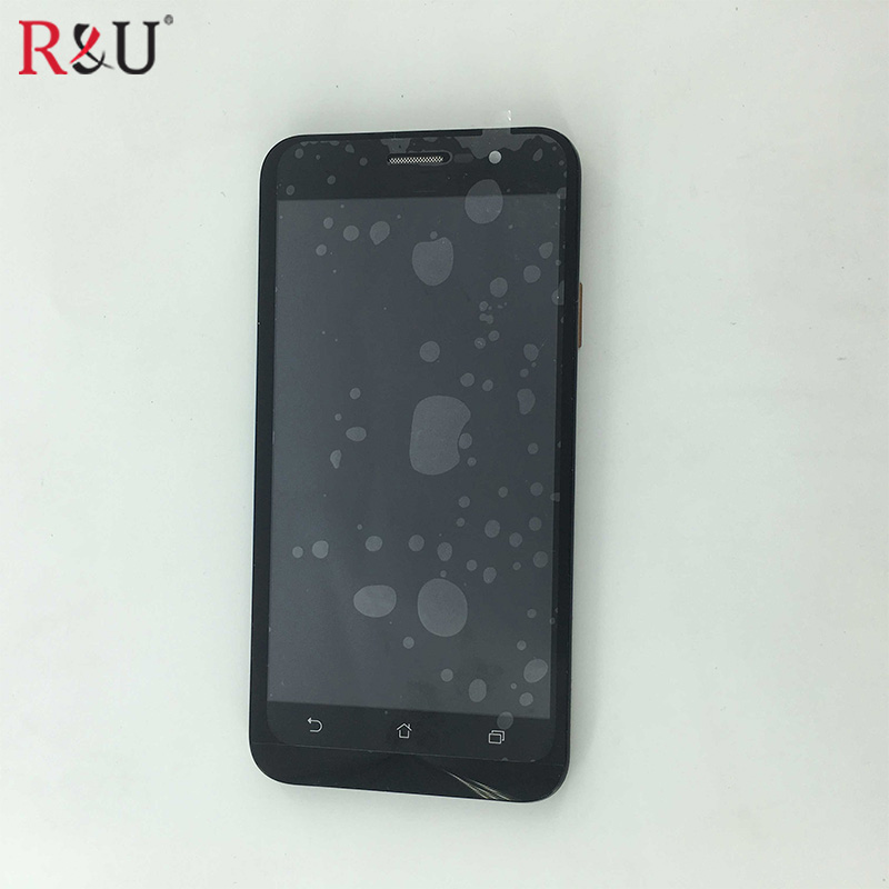 "used parts 5"" LCD Display + Touch Screen panel Digitizer Assembly For Asus Zenfone Go ZB500KG ZB500KL"