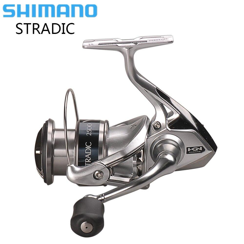 Roue de leurre de bobine de pêche de rotation de la bobine de pêche de la carpe de l'eau salée de X-SHIP de SHIMANO strades 2500HG C3000HG 4000XG C5000XG