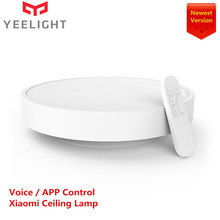 Yeelight YLXD01YL Smart LED lámpara de techo resistencia al polvo inalámbrico led luz atenuación trabajo para Google Home 320 28 W AC 220 V(China)