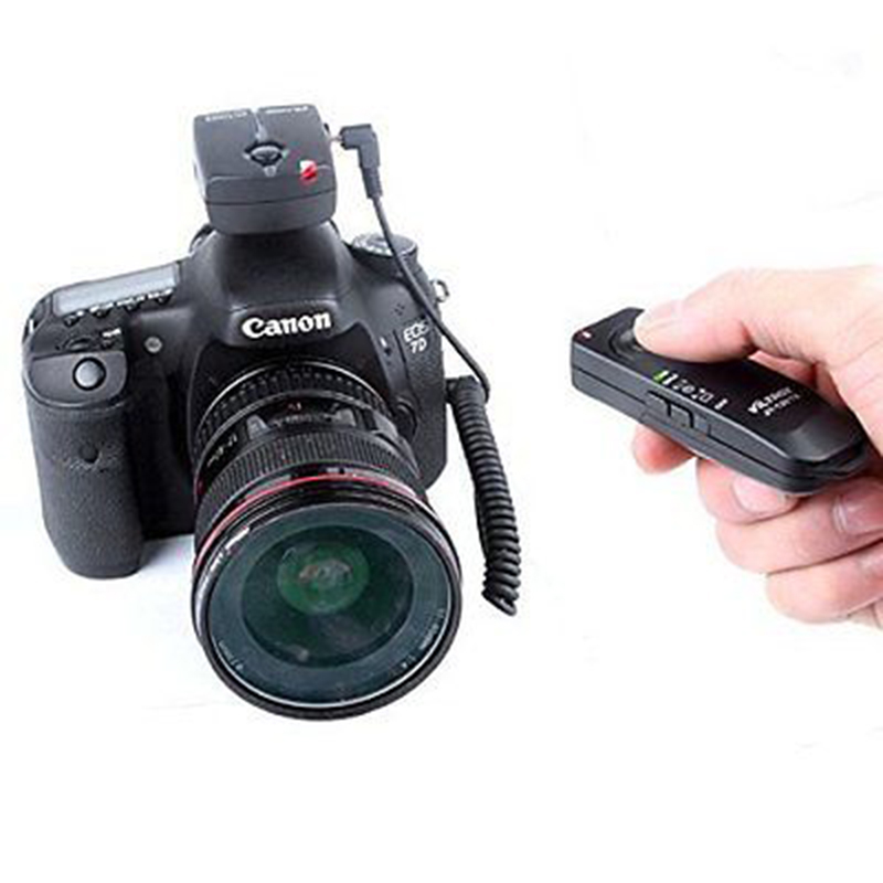 все цены на Viltrox JY-120 C1 Remote Shutter Release JY-120 C1 for CANON EOS 70D 60D 60Da 1100D 1000D 700D 650D 600D 550D 500D 450D 400D онлайн