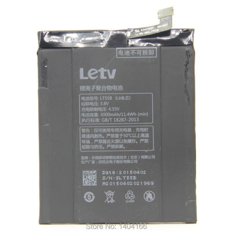 imágenes para 3.8 V, 3000 mAh, la batería del teléfono celular Para LT55B Letv Letv Le1 Le 1X600 uno X660 batería Incorporada
