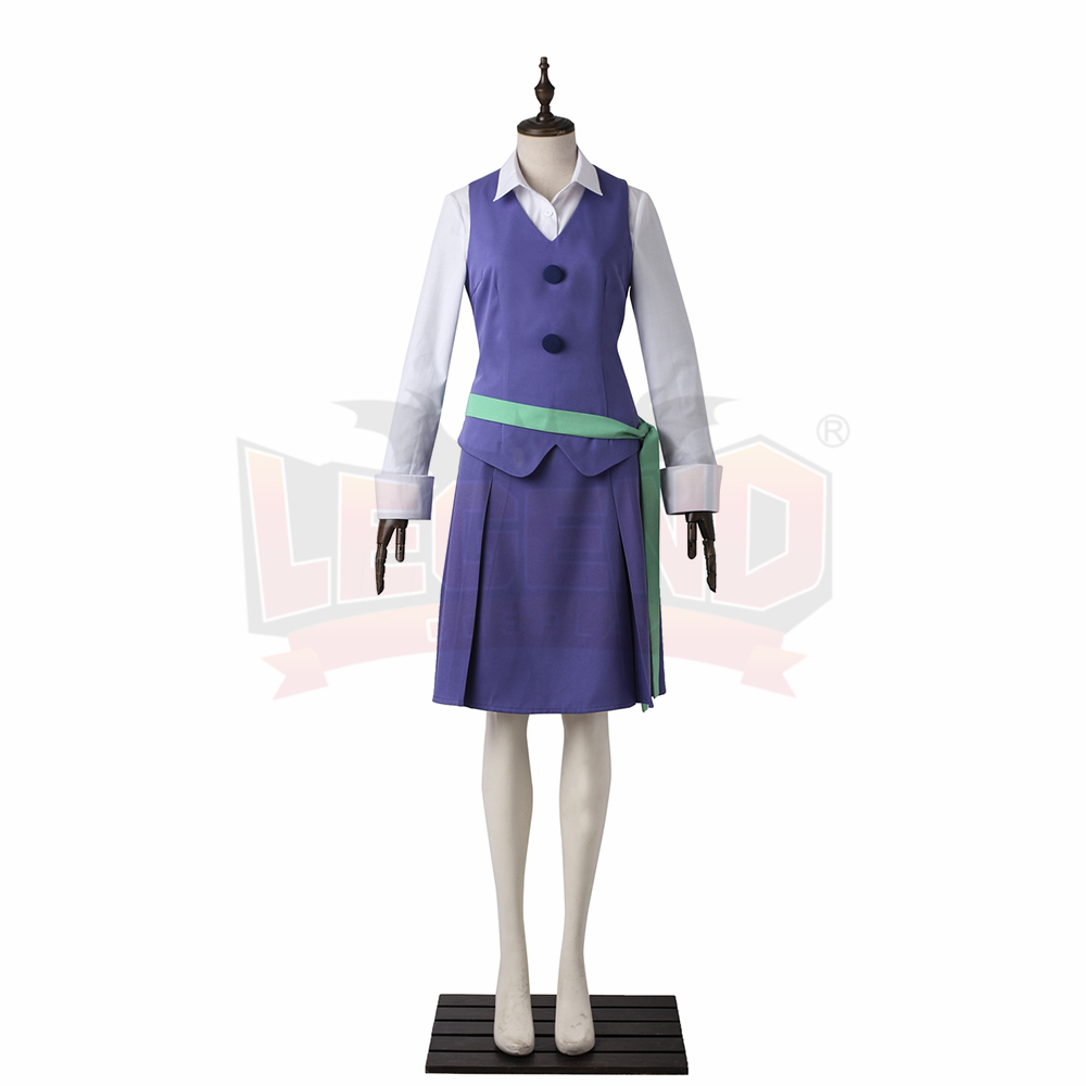 Cosplaylegend Little Witch Academia casual wear Dress Outfit Halloween cosplay costume custom made halloween women costume