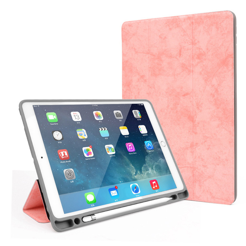 For ipad case 9.7 2017 2018 Advanced texture High-end fashion multi-function protective cover for ipad pro 9.7 air 1 air2