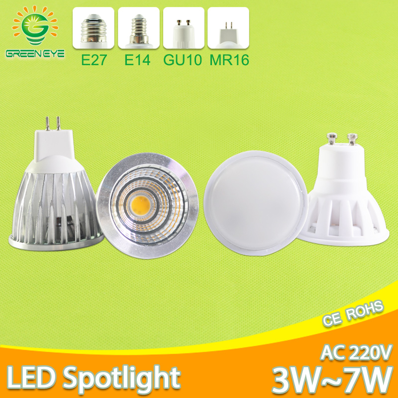 LED Lamp GU10 MR16 E27 E14 LED Bulb 3W 5W 6W 7W AC 220V 240V Lampada aluminum LED Spotlight Energy Saving Home LightingLED Lamp GU10 MR16 E27 E14 LED Bulb 3W 5W 6W 7W AC 220V 240V Lampada aluminum LED Spotlight Energy Saving Home Lighting