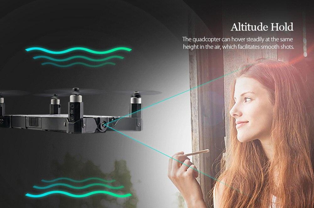 JJRC JJRC H49 RC Drone SOL Ultrathin Wifi FPV Selfie Drone (2)