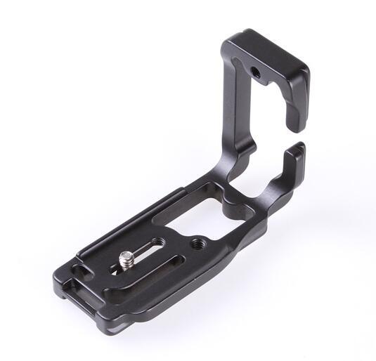 CNC Aluminium L-plate Quick Release Plate for Canon EOS 6D Digital Camera Professional Tripod Head Accessories