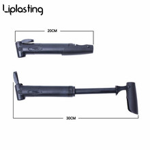 Liplasting Portable Mini  Bicycle Pump Cycling Mountain Bike Tire Pump Ball Inflator 120g High Pressure Bicycle Air Pump