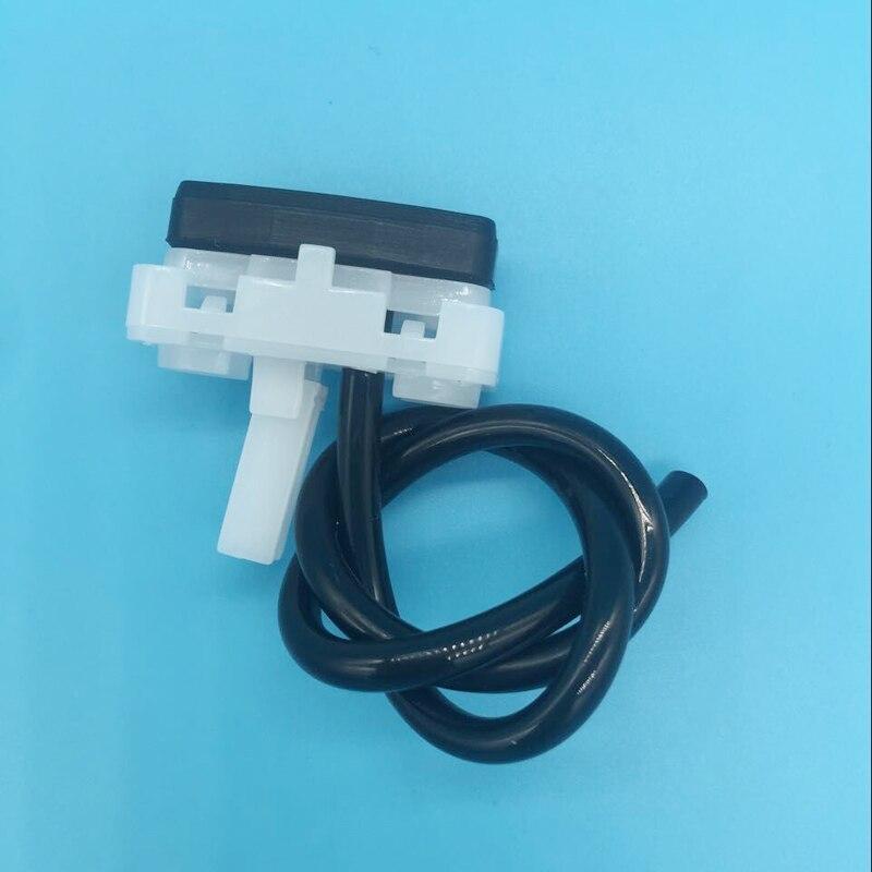2 unids/lote Eco solvente impresora plotter Roland SP300 SP540 SJ540 FJ540 740 DX4 la cabeza de espuma de tapado estación Mutoh Mimaki dx4 tapa