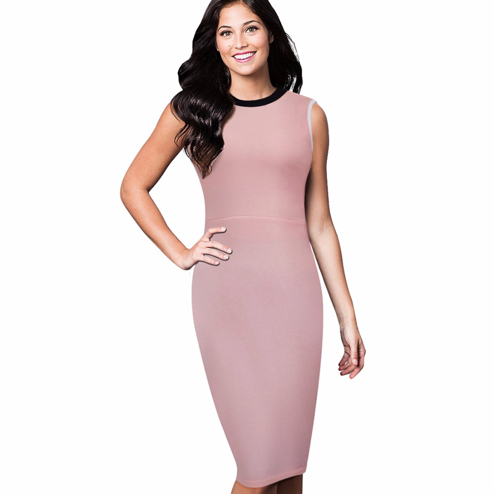 Aliexpress Com Buy New Design Simple But Elegant Short: Aliexpress.com : Buy Summer Women Elegant Sheath Fitted