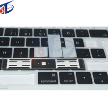 Original for macbook pro 13inch15inch retina A1707 A1706 ISL iceland IS keyboard cap key cap keycaps Late 2016 Mid 2017