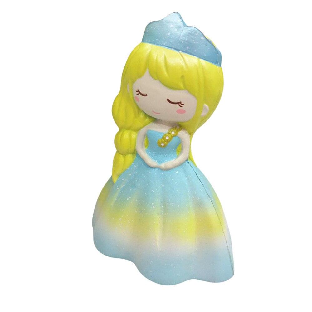 Kawaii Squishies Wedding Girl Cute Squishy Toys Stress Reliever Foam Squishies Antistress Toy 30S8110 drop shipping