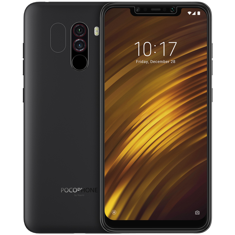 Image 3 - Pocophone F1 Tempered Glass Nillkin Amazing H 0.33MM Screen Protector for Xiaomi POCO Pocophone F1 Glass-in Phone Screen Protectors from Cellphones & Telecommunications on