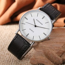 Couple Watches For Lovers Fashion Personality Romance Leathe