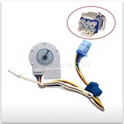 2pcs/lot new refrigerator freezer Double open the door Fan motor for FDQT26GE6 FDQT26GE8 9.7V