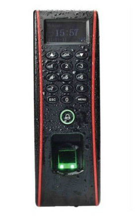 IP65 Waterproof ZK TF1700 Fingerprint Access Control With Free Software Fingerprint access control Terminal softwareIP65 Waterproof ZK TF1700 Fingerprint Access Control With Free Software Fingerprint access control Terminal software