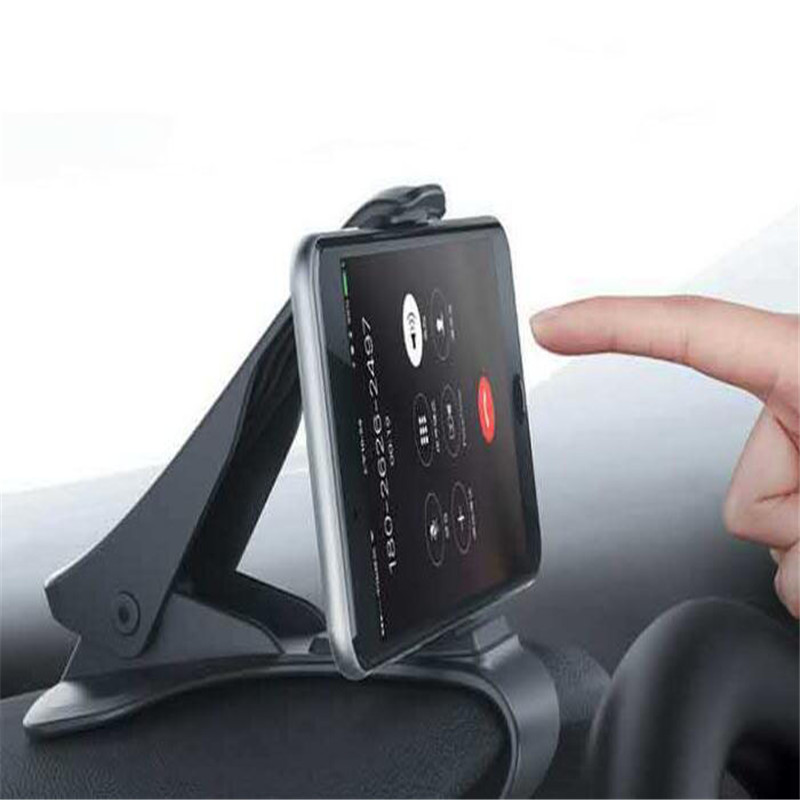 HTB1MIgwgXzqK1RjSZFzq6xjrpXaT Universal Car Dashboard Mount Holder Pad Stand Hud Design Clip Vehicle Monuted GPS Mobile Phone Support Car Accessories