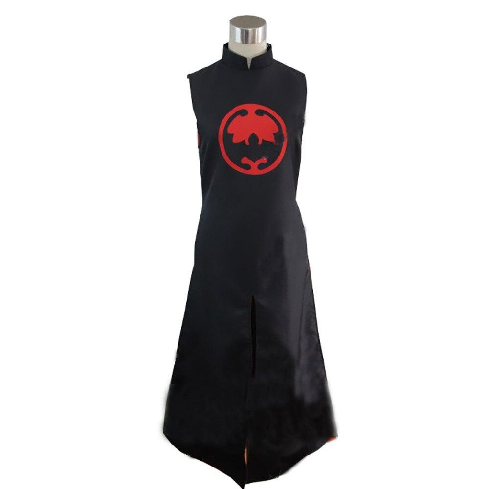 TSUBASA SAKURA Wings SAKURA HIME Fantasy Long Dress Cosplay Costume Custom Made
