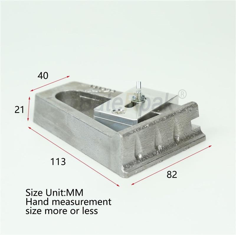 BateRpak PVC grindų sienos pjaustytuvas, aliumininis rankenų - Rankiniai įrankiai - Nuotrauka 4