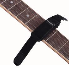 1pc Guitar Fret Wraps String Muffled Band Stop Sound for Acoustic Electri Guitar Bass Ukulele Stringed Instrument Accessories 60ml electric guitar bass stringed instrument string cleaner polish treated cleaning spray cloth set guitar accessories