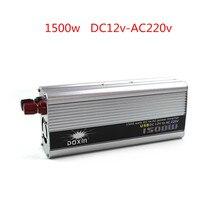 1500W 1500 Watt Modified Sine Wave Power Inverter Home Car DC 12V to AC 220 Converter + USB