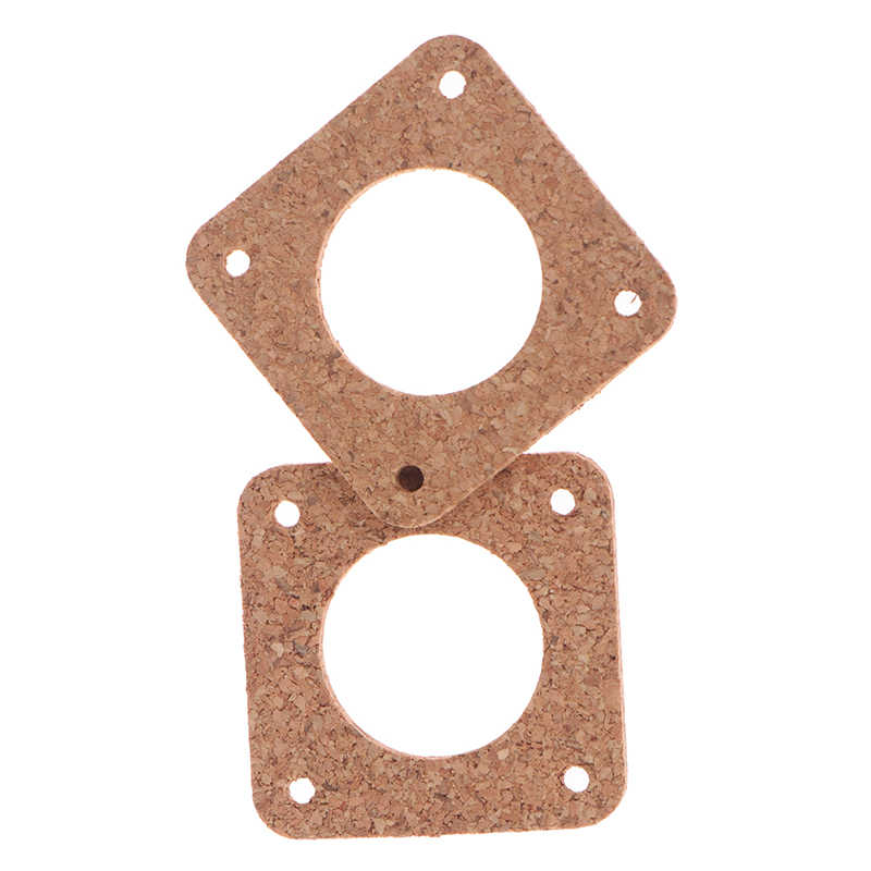1 PC/10 Pcs 42 Stepper Motor Shock Absorber Peredam Getaran Bantalan Shock-Absorbing Pads untuk 3D Printer stepper Motor 42*42 Mm
