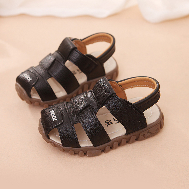 Baby Beach Anti-Slippery Protect-Toe Sandal