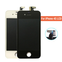 Grade AAA Quality NO Dead Pixel LCD For IPhone 4s LCD Display With Touch Screen Replacement