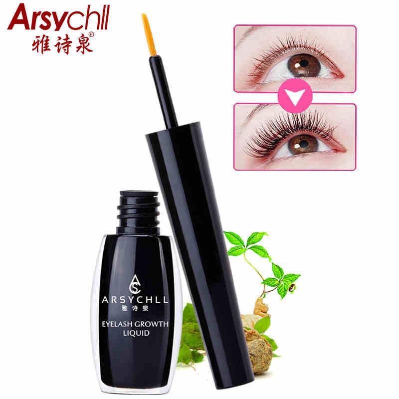 ARSYCHLL eyelash growth liquid treatments eyelash growth serum lash growth enhancer Li Lash Purified Growing Revitalash 5ml l oreal clinically proven lash serum