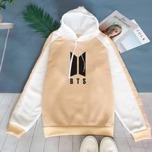 BTS Beige & Black Hoodies (10 Models)