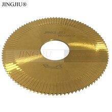 Боковая фреза(80X1,4X22) 0023 дюймов HSS для станка для резки ключей Wenxing 100 г, 202A, 100G2 100G3