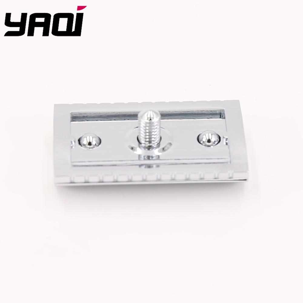 Yaqi Chrome Color Cobbed Razor Head  Without Logo