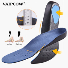 Orthopedic Insoles for Shoes sole Arch Support 2019 Upgraded version Feet Care Insert orthotic insole for Flat Foot