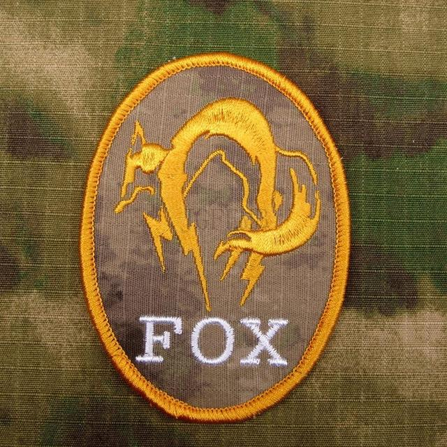A Tacs Au Metal Gear Solid Mgs Fox Hound Special Force Group Ghost