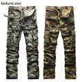 2016 HOT Tactical pants Autumn army fashion hanging crotch jogger patchwork harem pants men crotch big Camouflage pants trousers