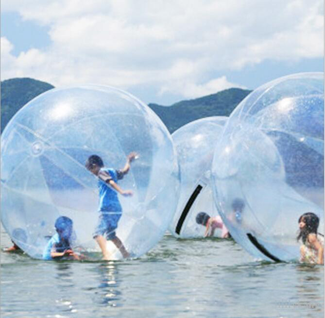 Limited Edition 2m Water Walking Ball Water Toys Dance Ball Transparent Ball
