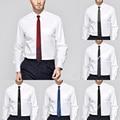 2016 Brand New 1200 Needles Slim Tie For Men 100% Silk Neck Tie 6 cm Gravata Skinny Narrow Tie Classic Business Wedding