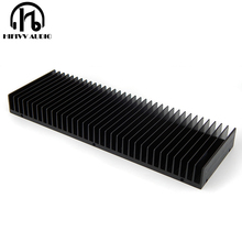 Disipador térmico de aluminio del enfriador, en forma de rejilla, disipador de calor del radiador, Chip 246*84*25mm hd1969 IC Transistor de potencia