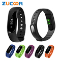 Smart Band Bracelet Heart Rate Monitor SMS Reminder Sport Watch Bluetooth Health Smartband Anti-Lost Pedometer For iOS Android