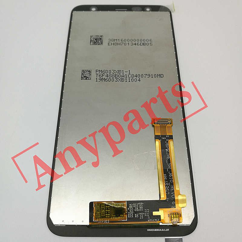 لسامسونج J4 + J415 J415F J415FN شاشة الكريستال السائل شاشة قطع غيار سامسونج غالاكسي J4 + SM-J415G عرض lcd شاشة الأصلي