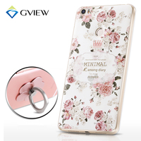 High Quality 3D Relief Print Soft TPU Back Cover Case For Xiaomi Mi Max 6 44