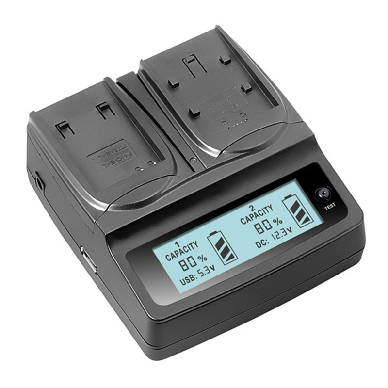 LVSUN NB-10L NB10L NB 10L Chargeur de Batterie Appareil Photo Pour Sony Canon Powershot G1X G3X G15 G16 SX40HS SX50HS SX60HS SX40 SX50 SX60 HS