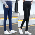 Cotton Maternity Jeans Pant For Pregnant Women Clothes Nursing Trousers Skinny Leggings Long Prop Belly Clothing Pregnancy 2017