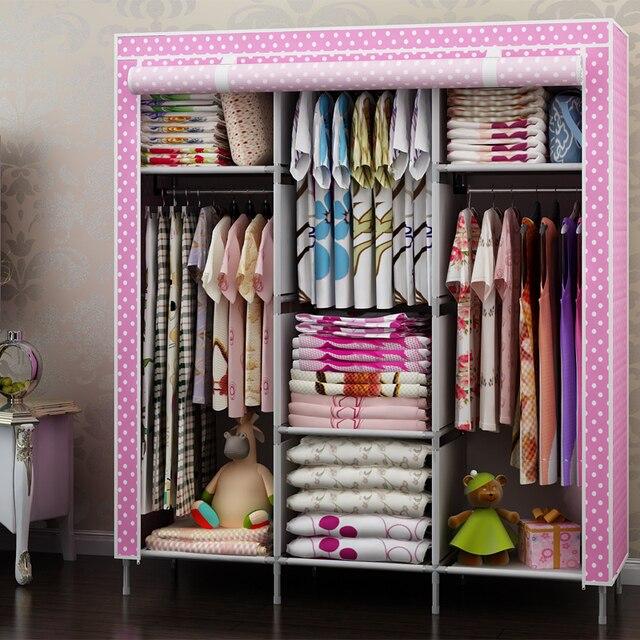 Moda semplice panno armadio guardaroba moderno e minimalista ...
