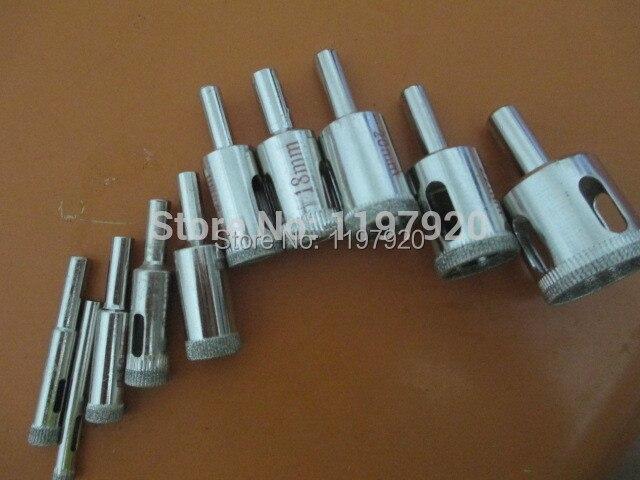 In Tegels Boren : Fixmee diamant gatzaag 6mm 30mm gatenzaag tegel keramische glas