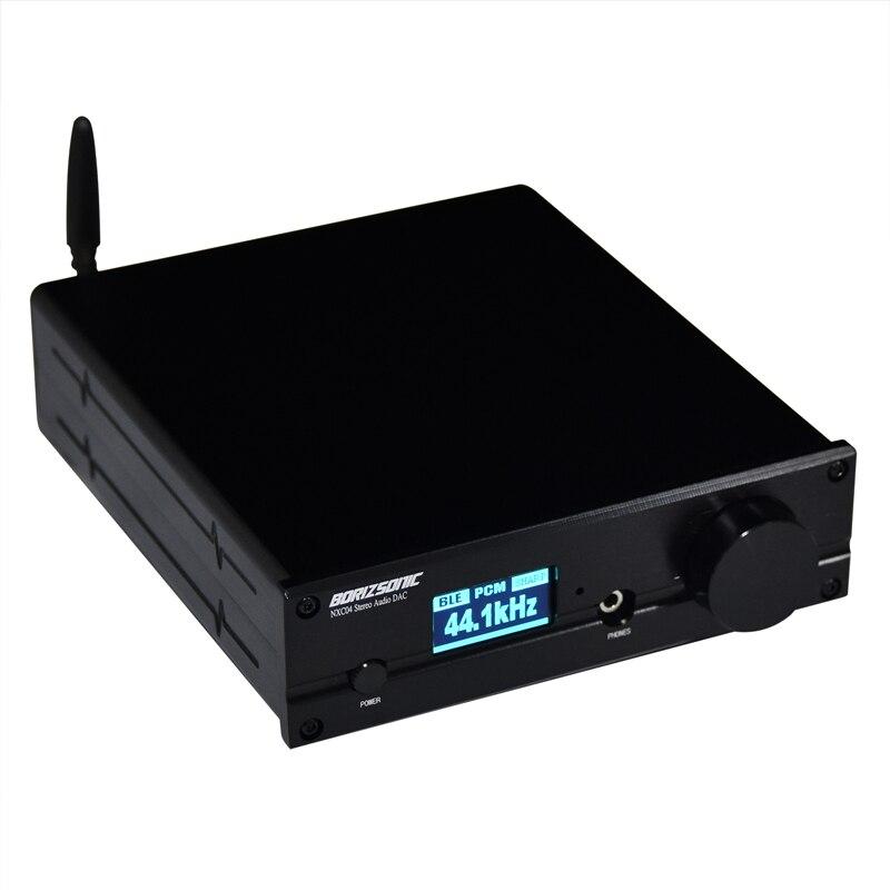 Digital-analog-wandler Aufrichtig Ak4493 Ak4493eq Dac Xmos 208 Csr8675 Bluetooth 5,0 Unterstützung Optische Koaxial Dsd256 Pcm384khz Besser Als Es9038 Freies Verschiffen Unterhaltungselektronik