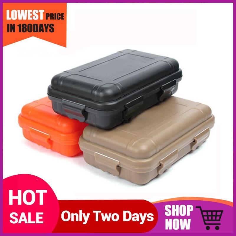 Outdoor Carry Storage Box Case Travel Kit Shockproof Waterproof Storage Box