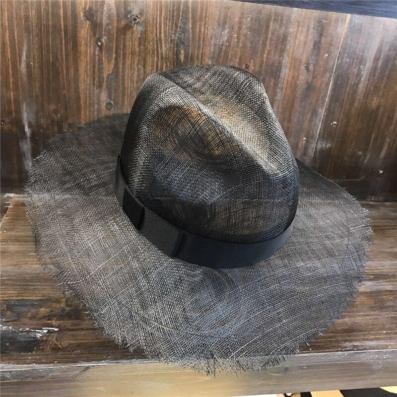 Salt/&Seas Mens Hat Gatsby Straw Hat Costume Accessories